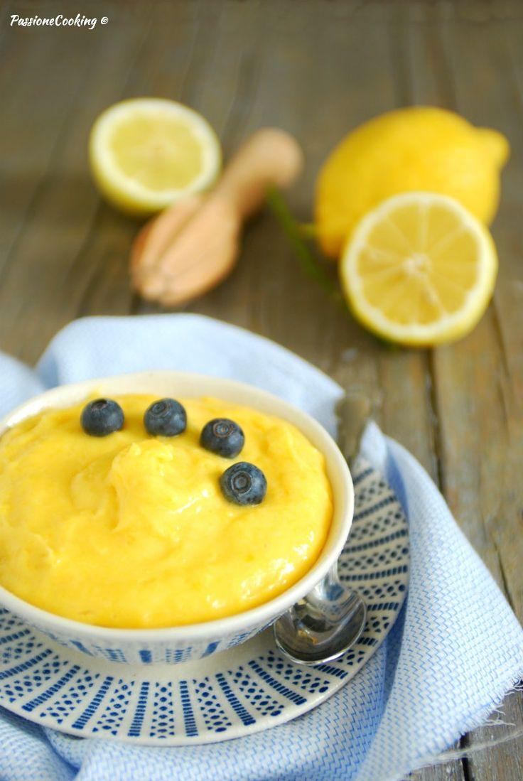 Lemon curd - ottima così o anche per farcire torte e crostate http://blog.giallozafferano.it/passionecooking/lemon-curd/