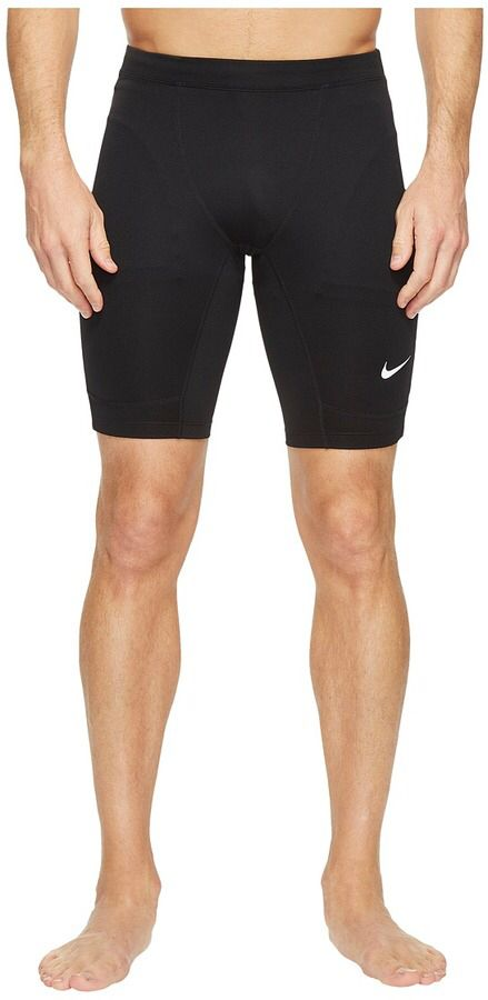 Nike Half tights compression shorts, men's running shorts, fitness, gym wear, athletic wear, sports wear, weight loss