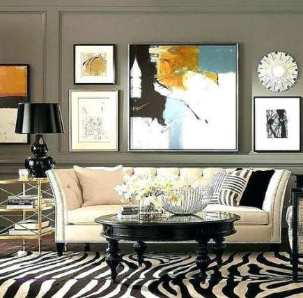 Wall Decored Ideas Above Couch Sofas 35 Ideas