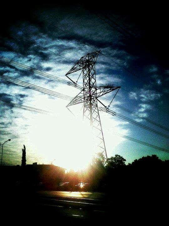 Johannesburg - Sunrise - This is why we love our city.