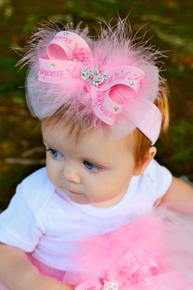 Royal Princess Tutu Beautiful Baby Headband