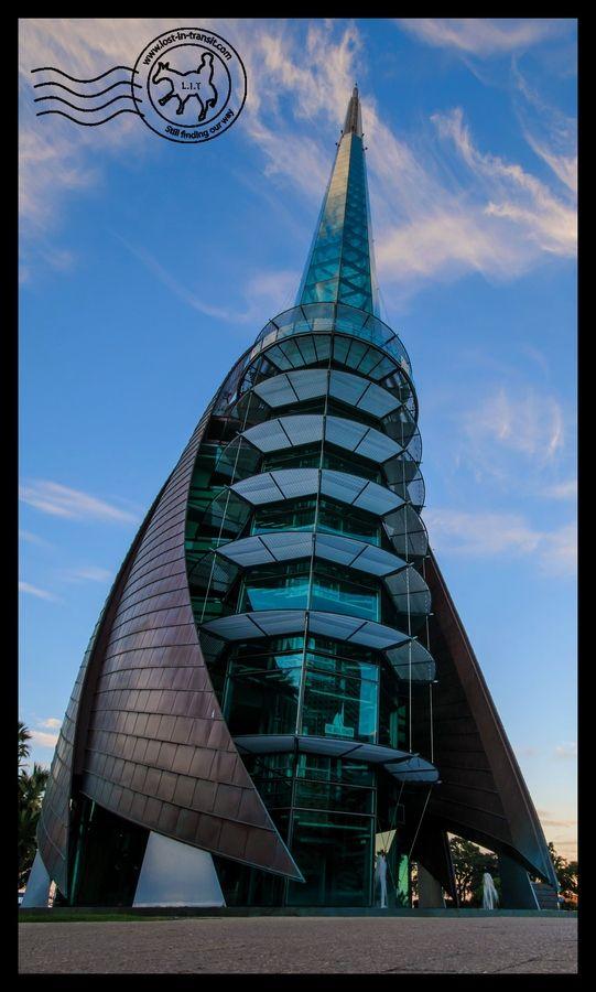 Swan Bell Tower - Perth WA, Australia