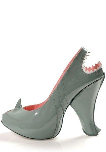 Shark Shoe