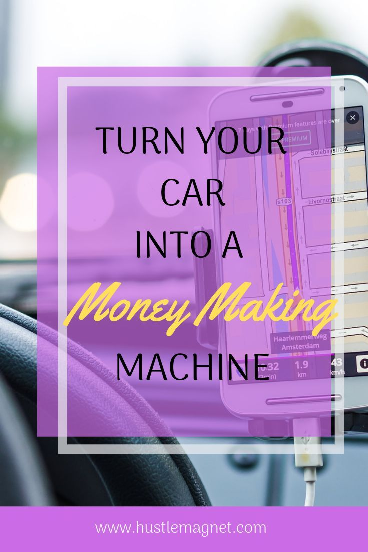 Get Your Side Hustle On And Drive With Uber Money Making Machine