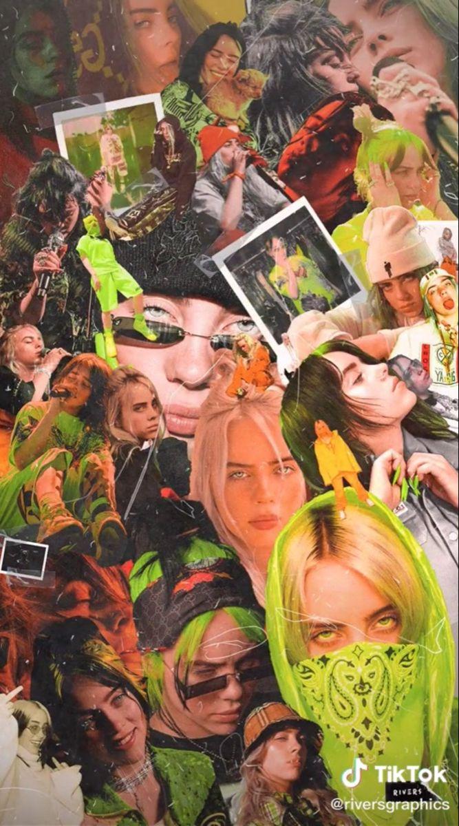 Billie Eilish Wallpaper C Rivers Graphics Dereck Rios Iphone Billie Billie Eilish Iphone Wallpaper Tumblr Aesthetic