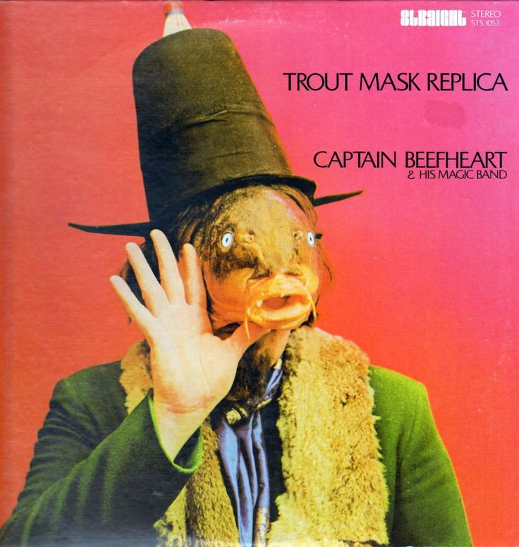 Captain Beefheart – Trout Mask Replica