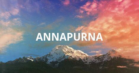 my jazzy writeup & review of Annapurna Range, Nepal @ http://triptea.se/wsbak