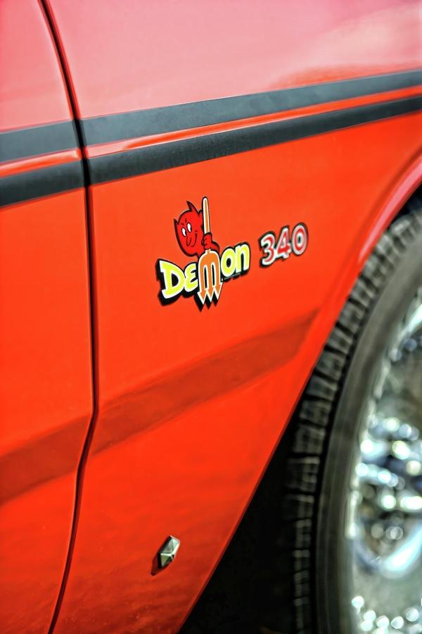 1971 dodge demon hemi orange vehicular emblems and. Black Bedroom Furniture Sets. Home Design Ideas