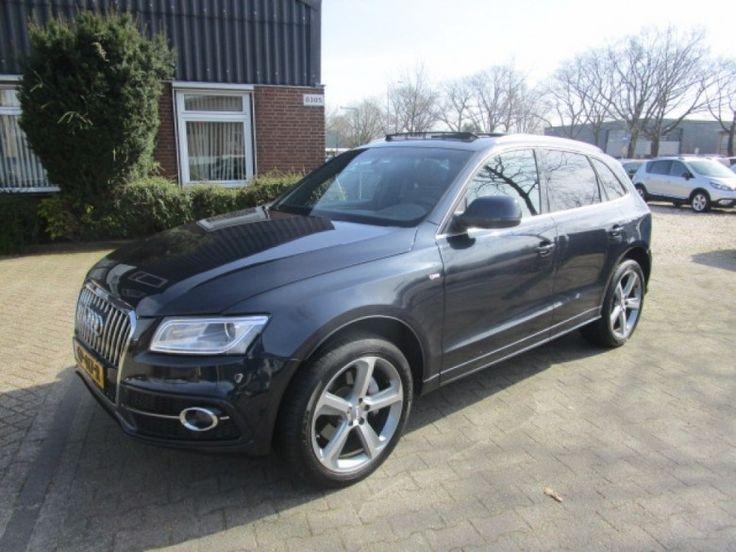 Audi Q5  Description: Audi Q5 3.0 TFSI QUATTRO PRO LINE PLUS  Price: 643.74  Meer informatie