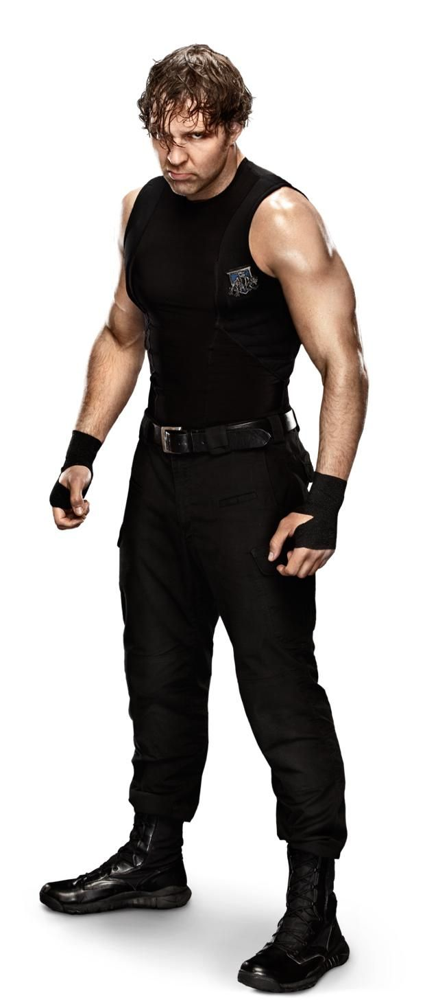 """The Lunatic Fringe"" Dean Ambrose"