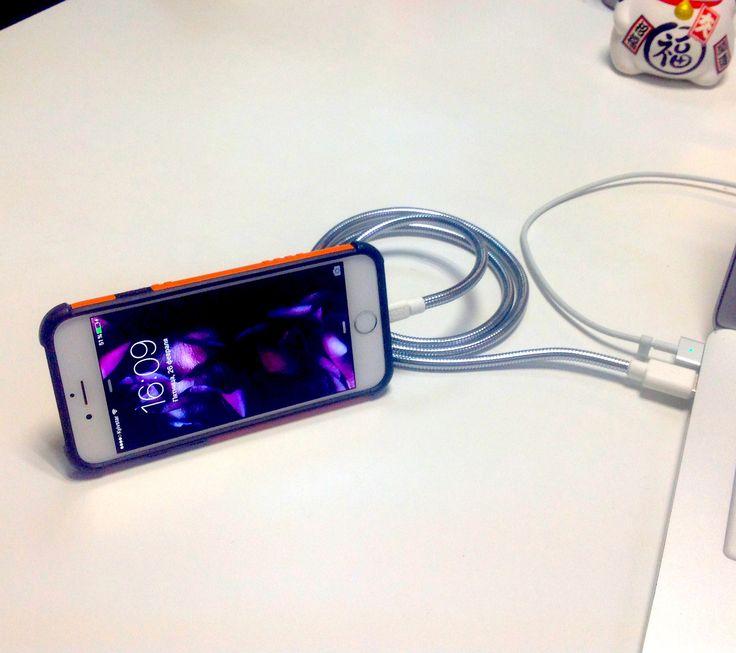 Самый прочный зарядный кабель