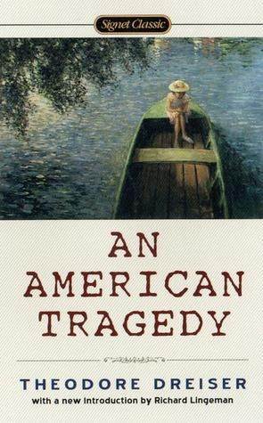An American Tragedy by Theodore Dreiser An American Tragedy, published in 1925, is Theodore Dreiser's seventh work of fiction but his first commercially successful.  Dreiser was a jo...
