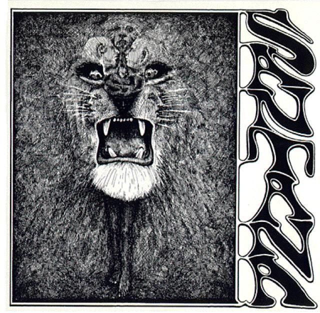 American Hippie Classic Rock Music ~ Album Cover Art . . Santana http://www.guitarandmusicinstitute.com / got it