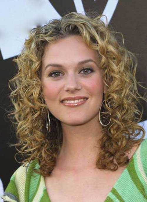 Hairstyle for Curly Hair Over 50 More