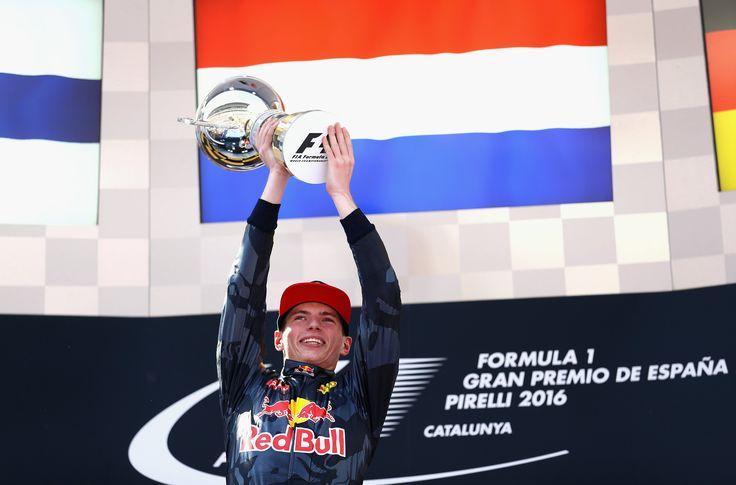 Overwinning Max Verstappen in 10 foto`s - Pagina 5 van 10 - Racingnews365