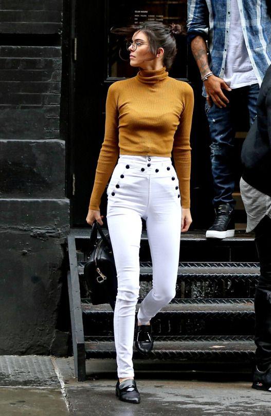 Purse – Givenchy    Pants – Isabel Marant    Shirt – A.L.C.