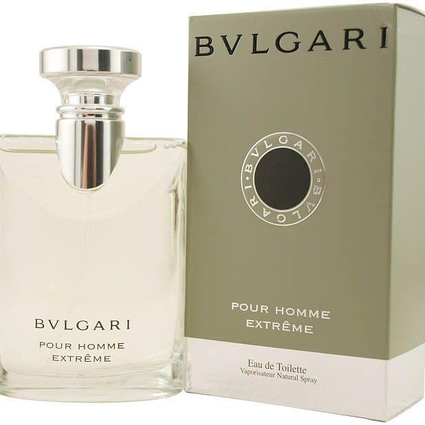 Floral Bvlgari Extreme Men's 3.4-ounce Eau de Toilette Spray, Pink