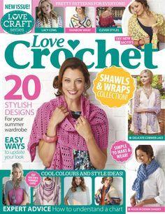 Love Crochet August 2016