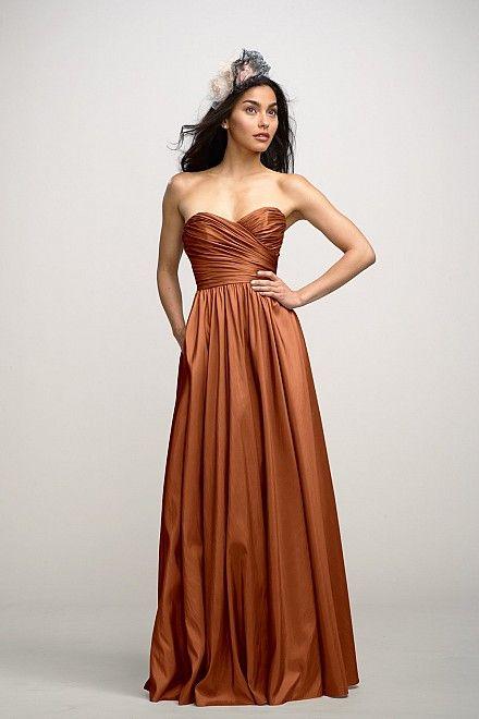 Watters Maids Dress Buttercup Style 2736 | Watters.com