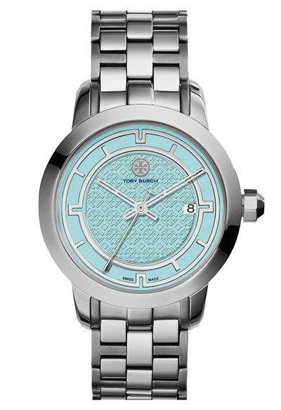 Tory Burch 'Tory' Bracelet Watch