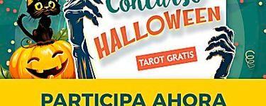 Se acerca la noche más mágica del año. Participa en nuestro concurso de Halloween y gana hasta 50 minutos gratis de consulta de Tarot
