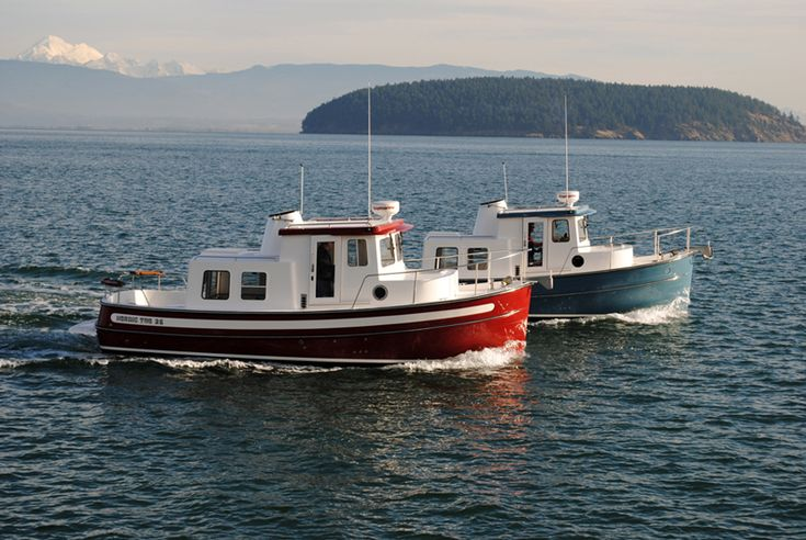 Nordic Tug 26 cr | Cruise Ready | Nordic Tugs, Inc.