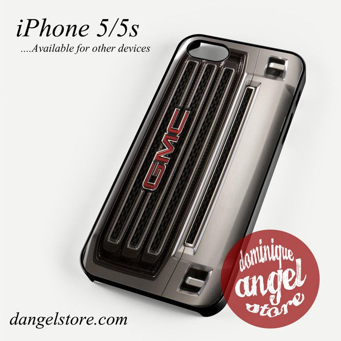 GMC truck Phone case for iPhone 4/4s/5/5c/5s/6/6 plus