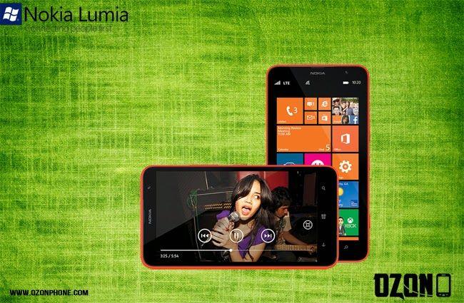 Detailed Specifications Nokia Lumia 720 | Ozon Phone