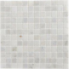 73 best images about mosaic bathroom on pinterest glass for Carrelage 5x5 blanc
