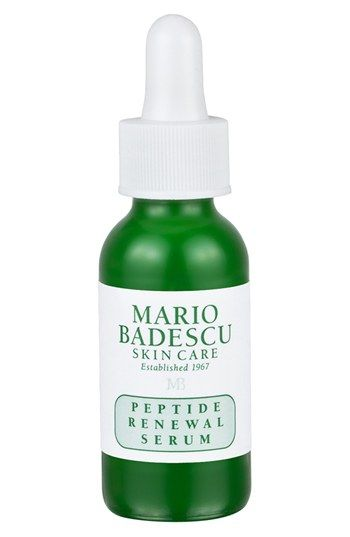 "Mario Badescu Peptide Renewal Serum available at #Nordstrom ~ I use this after the Vitamin C at night. Remember I mentioned ""active"". @Mario Law Badescu Skin Care"