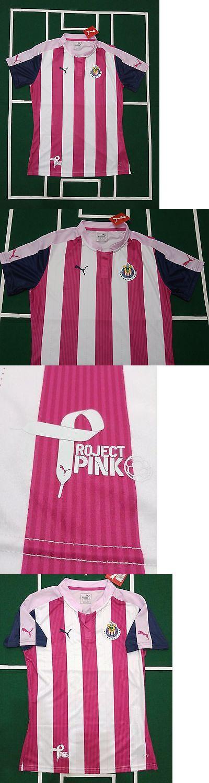 Women 159098: Puma Chivas De Guadalajara Women Project Pink Jersey 2016 2017 100% Original -> BUY IT NOW ONLY: $51.5 on eBay!