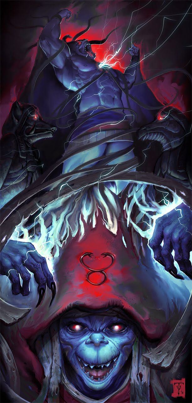 Mumm-Ra the Ever-Living by Tyler James   # Pin++ for Pinterest #