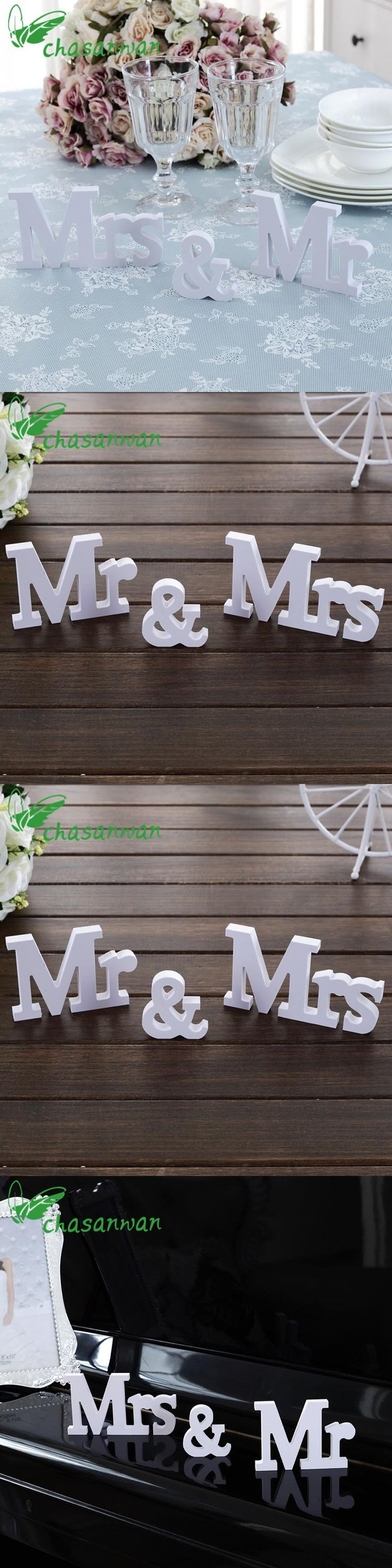 Hot 3 Pcs/set Wedding Decorations