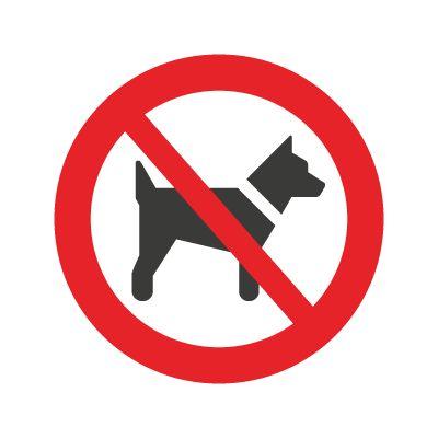 Hunde forbudt - Køb forbudsskilte her