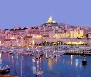 Au Marseille, France. C'est belle!