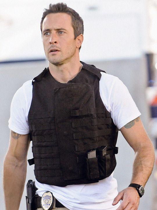 Hawaii Five-0 (TV show) Alex O'Loughlin as Steve McGarrett