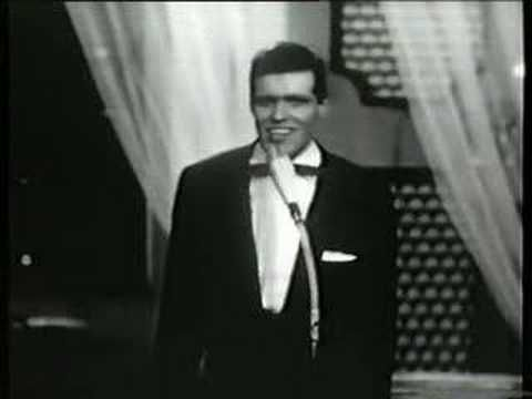 Video: #Eurovision 1962: The late Ronnie Carroll sings Ring-A-Ding Girl for the UK