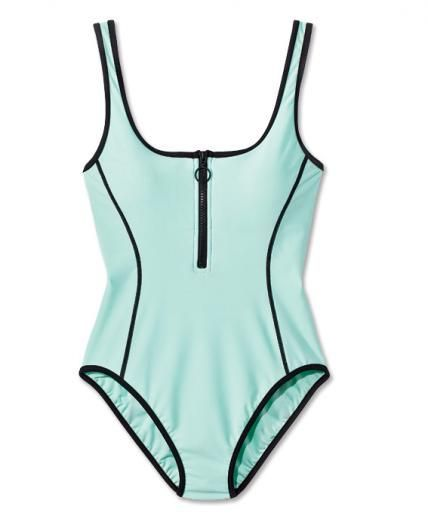 Dive In! The 20 Must-Have One-Piece Swimsuits of the Season 1
