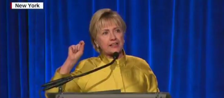 Hillary Clinton's focus of her new book revealed (video)