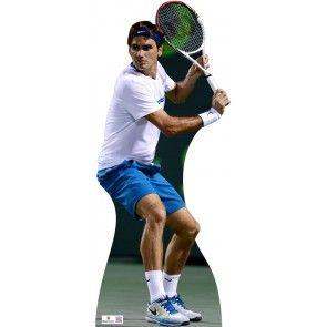 Roger Federer Lifesize Cardboard Cutout