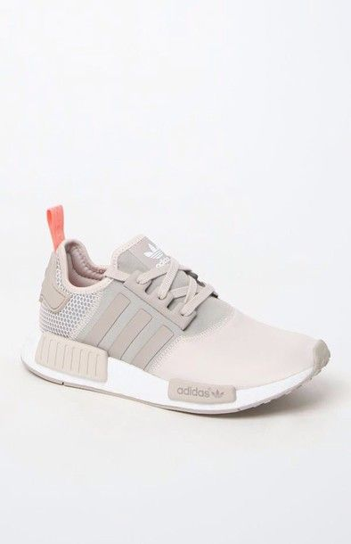 Shoes: adidas low top sneakers pastel adidas nude sneakers grey sneakers grey sneakers tan athletic