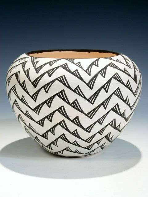 Pueblo Pottery / pattern |Pinned from PinTo for iPad|
