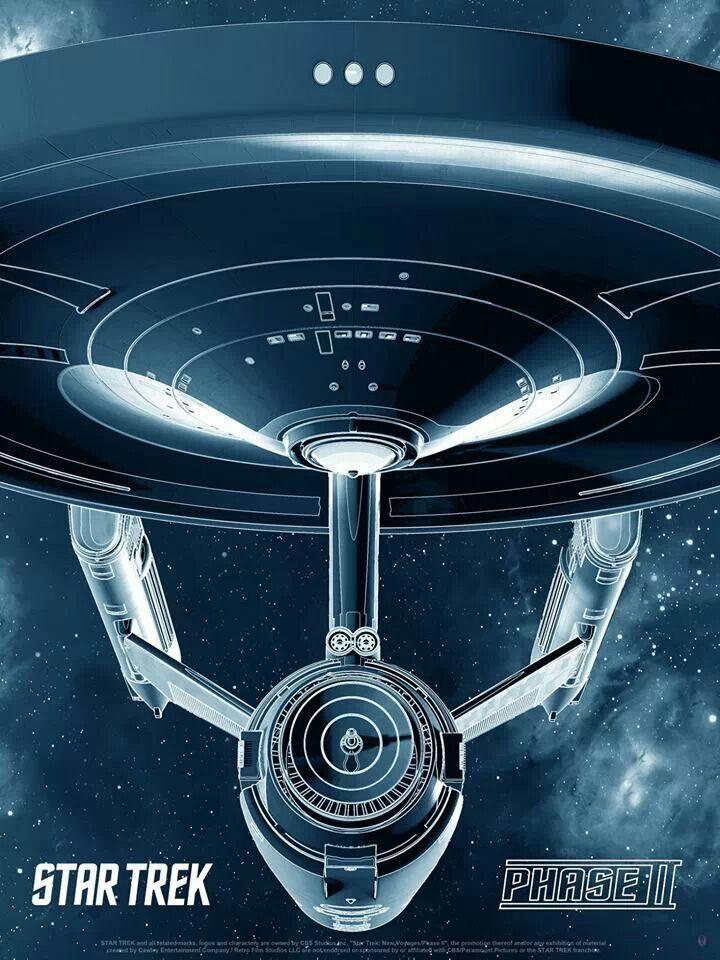 Star Trek - U.S.S. Enterprise