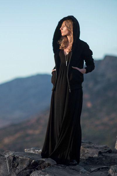 MARIA ANTONINA black