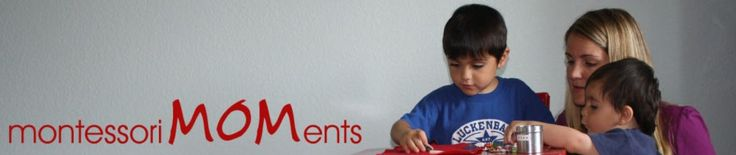 Interesting blog about using Montessori methods to homeschool. I think the ideas with trays could have good applications middle through high school too. (with more advanced tasks)
