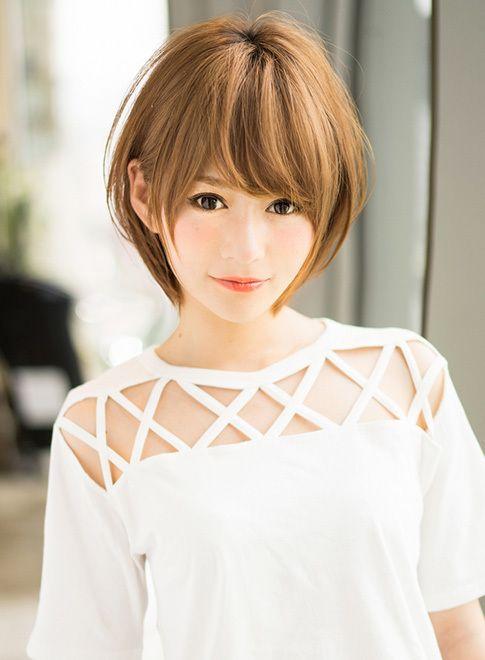 キュートショート 【AFLOAT JAPAN】 http://beautynavi.woman.excite.co.jp/salon/28130?pint ≪…
