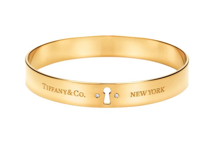 Shopping con ideas de regalos de Navidad para chicas clásicas: pulsera de Tiffany