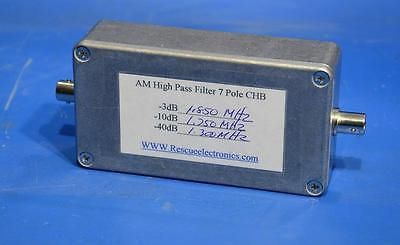 Filters: Am Band Deletion High Pass Filter Bnc Connectors Am Band Rejection For Sdr -> BUY IT NOW ONLY: $59.99 on eBay!
