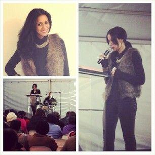 Lucia Dramat - Public Speaking  - Praise Jesus -  www.fiftyloop.com  - www.luciadramat.com