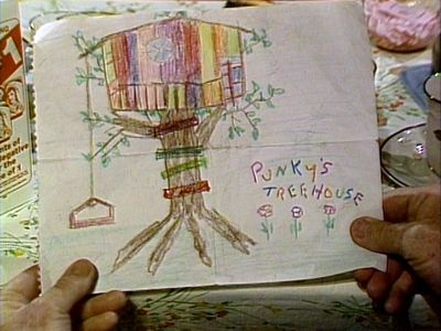 punky's treehouse